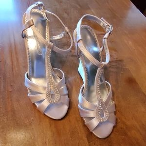 Formal Wedge Shoes